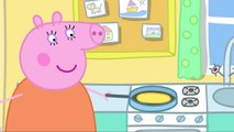 Peppa Pig english episodes new HD | Peppa Pig new - Pancakes