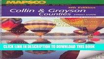 Read Now Mapsco Collin   Grayson Counties: Street Guide (Mapsco Street Guide and Directory Collin