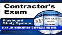Read Now Contractor s Exam Flashcard Study System: Contractor s Test Practice Questions   Review