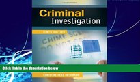 Big Deals  Criminal Investigation, 9th Edition  Best Seller Books Most Wanted