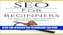 [PDF] Seo: SEO 101 - SEO Tools for Beginners - Search Engine Optimization Basic Techniques - How