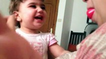 *Try Not To Laugh Challenge* laughing babies Compilation 2016 from America's Funniest Home Videos
