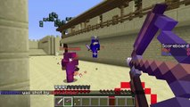 Minecraft Mini Games - Capture the Flag (CTF) - Episode 1