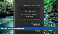Books to Read  Evidence: A Contemporary Approach, 2nd Edition (Interactive Casebook) (Interactive