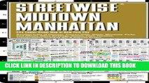 Read Now Streetwise Midtown Manhattan Map - Laminated City Street Map of Midtown Manhattan, New
