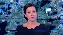 """""""Jungle"""" de Calais : une opération de démontage est en cours"""