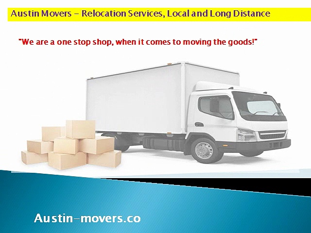 Moving Company Austin | Austin Movers | Moving Service Austin