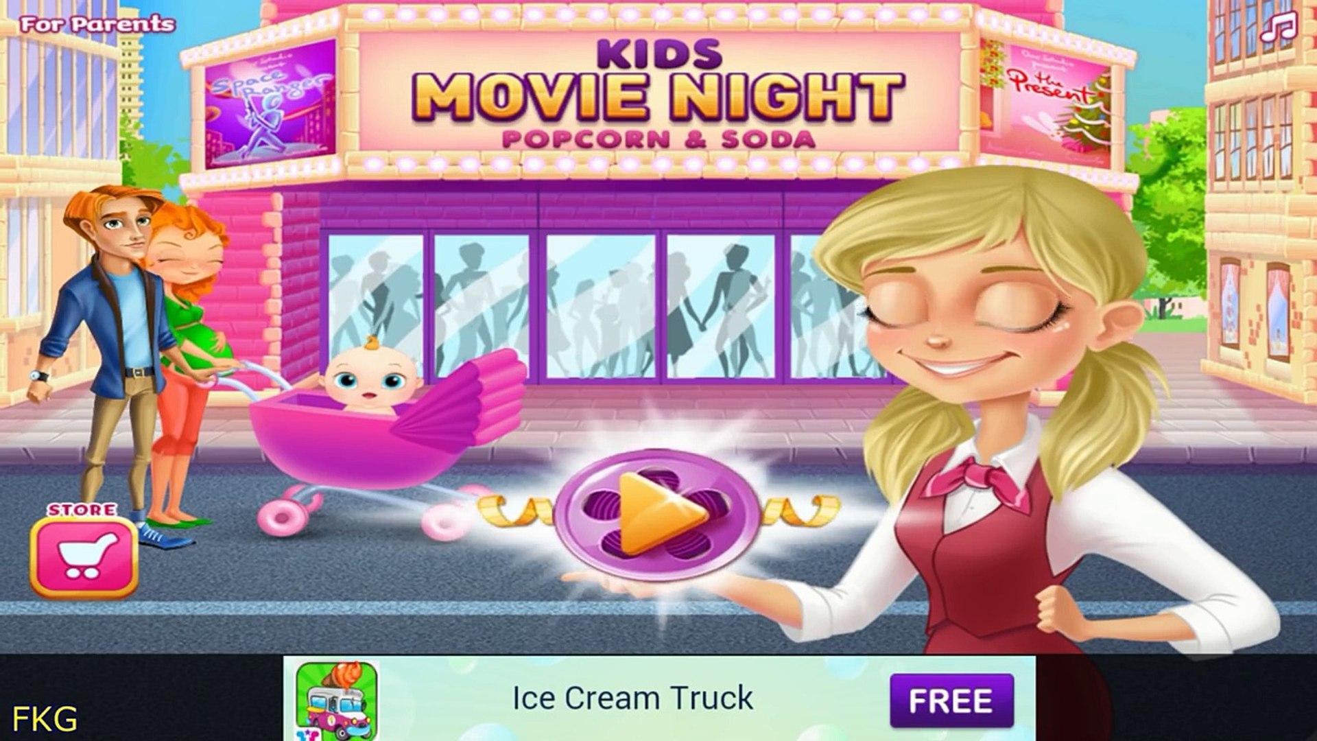 Kids Movie Night - Fun activities Game for Children