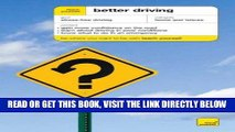 [FREE] EBOOK Teach Yourself Better Driving (Teach Yourself - General) ONLINE COLLECTION