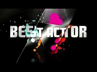 Prix du meilleur acteur
