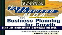 [PDF] FREE The Fast Forward MBA in Business Planning for Growth (Fast Forward MBA Series)