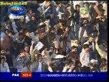 Shahid Afridi RAPES INDIA- PAKISTAN ZINDABAD! INDIA- JUST BAD! 156 vs India 2nd test 2005_06