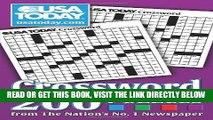 [BOOK] PDF USA TODAY Crossword: 200 Puzzles from The Nation s No. 1 Newspaper (USA Today Puzzles)