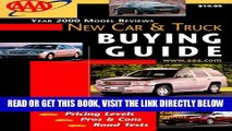 [FREE] EBOOK AAA New Car and Truck Buyer s Guide (AAA Auto Guide: New Cars   Trucks) ONLINE