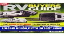[READ] EBOOK RV Buyers Guide: The Complete Guide To Buying A New RV: 2013 Specs, Floorplans,