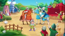 Vincelot : An Interactive Knights Adventure Hidden Object Storybook Kids games by Tivola