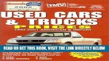 [FREE] EBOOK Edmund s Used Cars   Trucks: Prices (2002, Spring   Summer) (Edmund s Used Cars