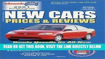 [READ] EBOOK New Cars: Prices   Reviews (Edmund s New Cars   Trucks Buyer s Guide) ONLINE COLLECTION
