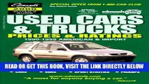 [FREE] EBOOK Edmunds, 00 Used Cars   Trucks Prices   Ratings: Spring (Edmundscom Used Cars and