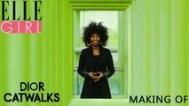 Catwalks, une décennie de mode à Paris avec Inna Modja | Bêtisier I Making Of Dior | En exclusivité sur ELLE Girl