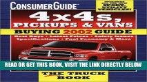 [FREE] EBOOK 4x4s, Pickups   Vans 2002 Buying Guide (Consumer Guide 4x4s, Pickups   Vans Buying