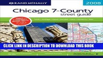 Read Now Rand McNally Chicago 7-County Street Guide: Cook, DuPage, Kane, Kendall, Lake, McHenry,