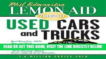 [FREE] EBOOK Lemon-Aid Used Cars and Trucks 2010-2011 (Lemon Aid New and Used Cars and Trucks)