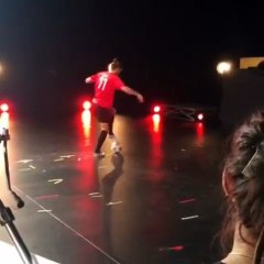 Real Madrid Star Gareth Bale Shows Off His Free Style Skills