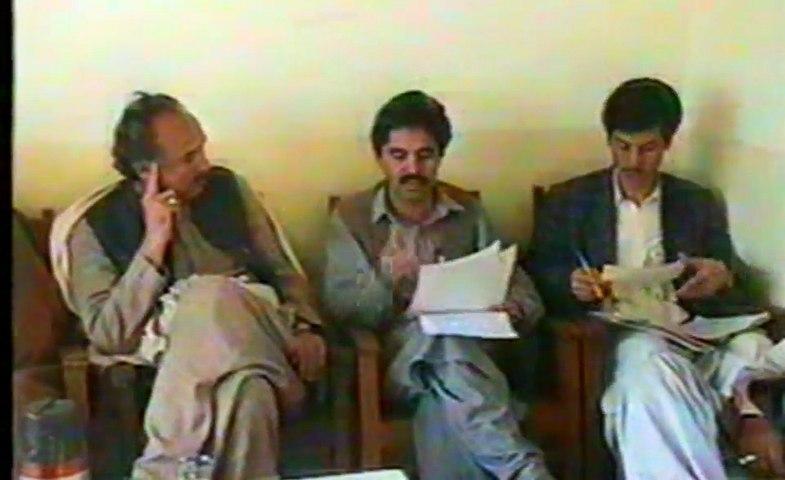 Working Body Ijlas 1997 Part 1