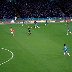 Chelsea Star Nathaniel Chalobah Performs Double Nutmeg Vs Manchester United