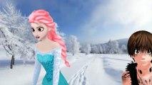 Disney Frozen Elsa & Hiccup DaDaDa [Frozen Disney Songs]