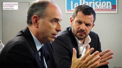 Jean François Copé «J'ai un problème avec les syndicats fran