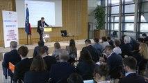 Archive - Conférence européenne sur l'innovation sociale et l'investissement à impact social : intervention du délégué suisse