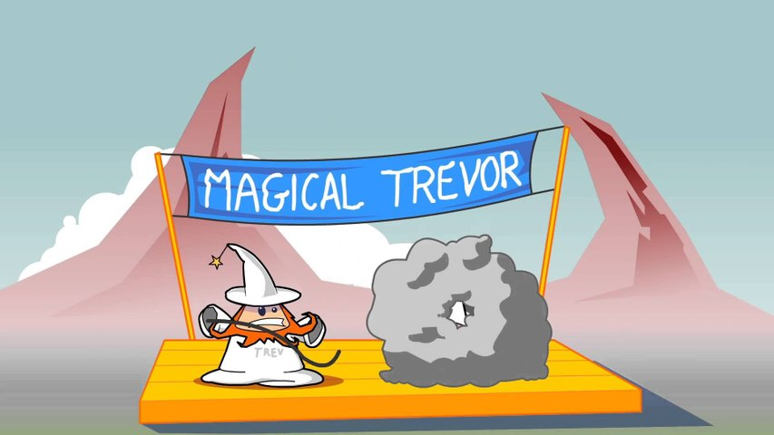 Magical Trevor 1 | Official German Version (offizielle deutsche Version)