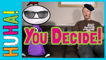 You decide!   Cartoon World
