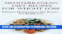 Best Seller MEDITERRANEAN DIET RECIPES: The Mediterranean