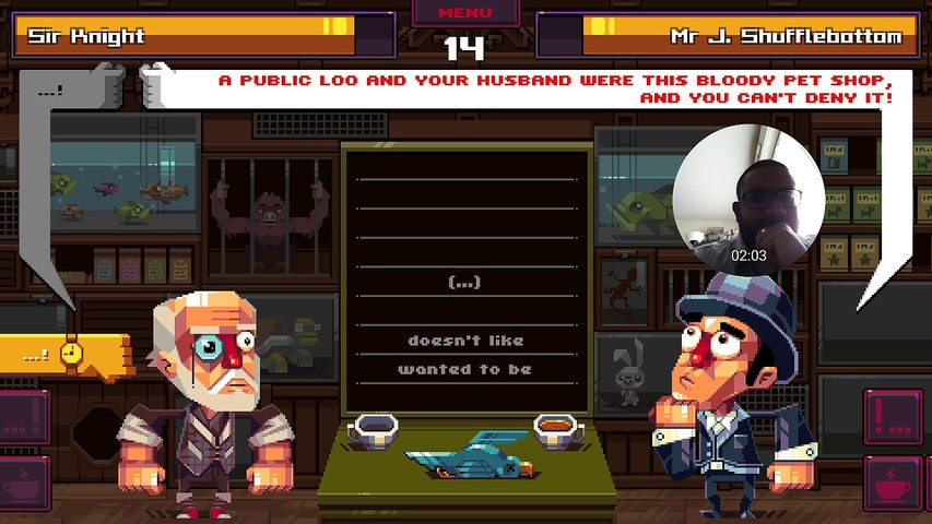 Oh... Sir The Insult Simulator