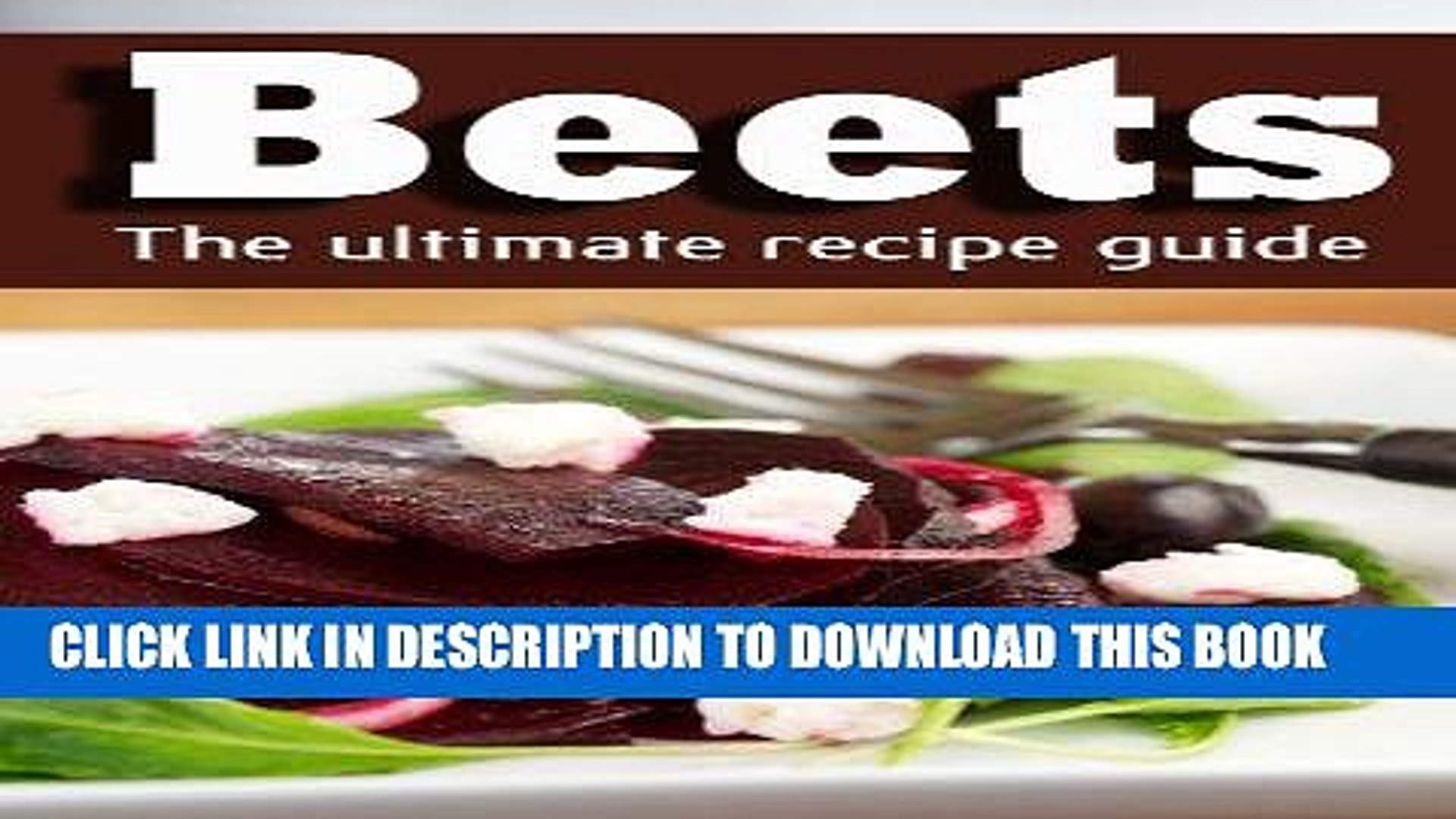 Best Seller Beets: The Ultimate Recipe Guide! Free Download
