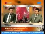 TRT HABER - Secim Özel - Osman Pamukoglu  Hepar