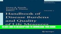 [DOWNLOAD] PDF Handbook of Disease Burdens and Quality of Life Measures, Vol. 1 (Springer
