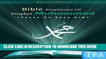 Best Seller Bible Prophecies of Muhammad Free Read