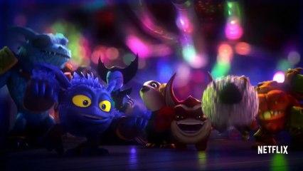 Skylanders Academy Netflix : Bande-Annonce VF de