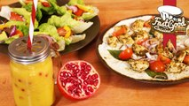 Mes recettes Fitness : Tacos Light, Omelette italienne et Smoothie