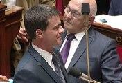 Le joli lapsus de Manuel Valls à l'Assemblée Nationale - ZAPPING ACTU DU 26/10/2016