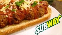 Recette Subway Meatballs