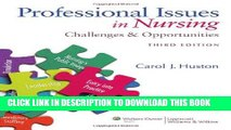 [FREE] EBOOK Professional Issues in Nursing: Challenges and Opportunities BEST COLLECTION