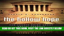 [FREE] EBOOK The Hollow Hope: Can Courts Bring About Social Change? Second Edition (American