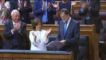 Rajoy acepta someterse a la investidura
