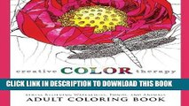Best Seller Water Garden Flowers - Stress Relieving Waterlilies, Ponds, and Animals Adult Coloring