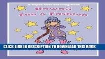 Best Seller Kawaii Fun and Fashion: A Super Cute Coloring Book (Kawaii, Manga and Anime Coloring